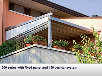 Premier-Shade 150 Side Screens