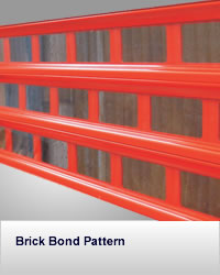 Brick Bond Pattern